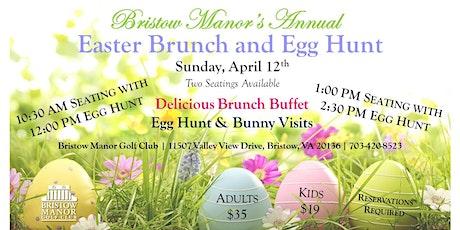 Easter Brunch & Egg Hunt tickets