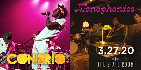 Monophonics and Con Brio tickets