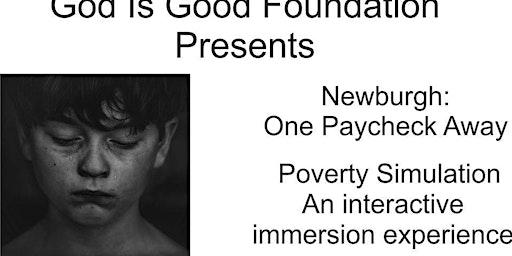 Newburgh: One Paycheck Away Poverty Simulation