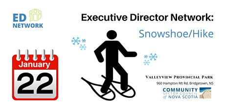 Executive Director Network-VALLEY-Snowshoe/Hike tickets