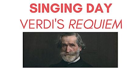 Verdi Requiem Singing Day with Stowmarket Chorale tickets