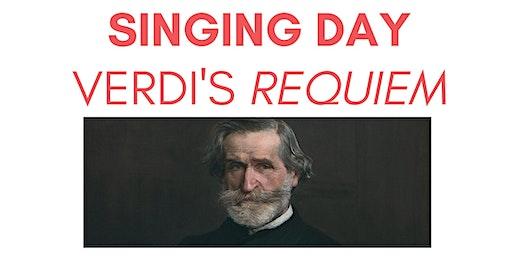Verdi Requiem Singing Day with Stowmarket Chorale