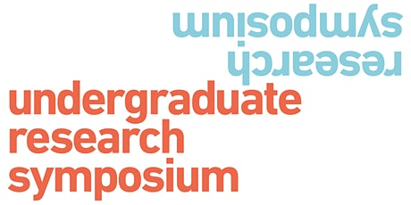 Undergraduate Research Symposium tickets