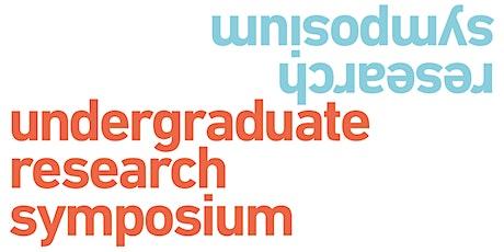 Undergraduate Research Symposium tickets