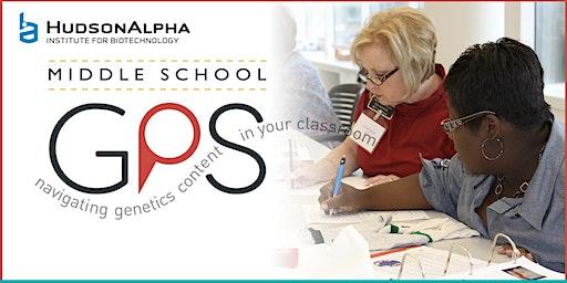2020 Huntsville Middle School GPS Workshop