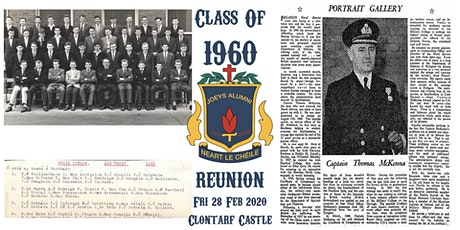 Class of 1960:: 60 Year Anniversary Reunion tickets