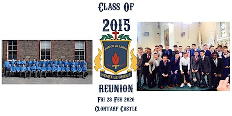 Class of 2015::  5 Year  Reunion tickets