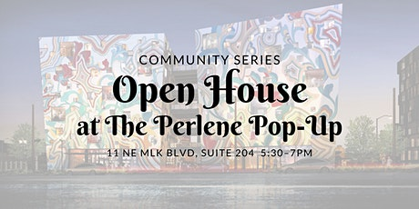 Open House @ The Perlene Pop-Up tickets