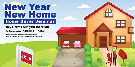 Home Buyer Seminar: How To Buy A House With Your Tax Refund