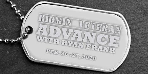Kidmin Veteran Advance with Ryan Frank