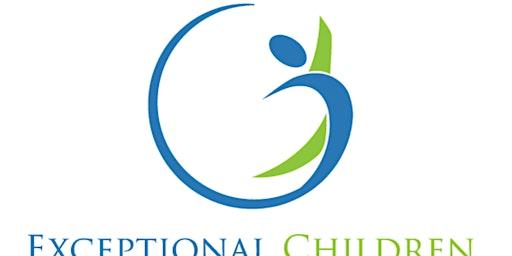 KVEC Special Education Winter Institute for Behavior