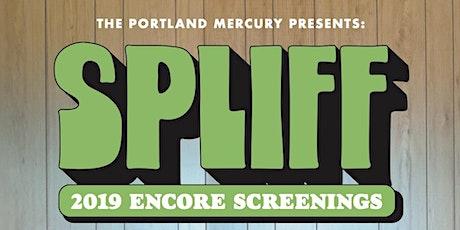 In show bar: Spliff Flashback tickets
