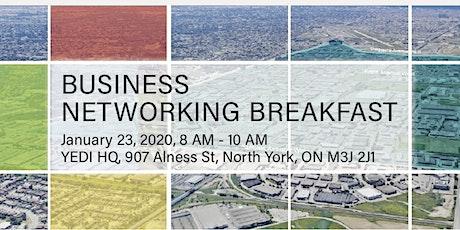 DUKE Heights Business Networking Breakfast - January 23, 2020 tickets