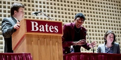 """Bates MLK Debate 2020: """"This House believes that social movements should propose policies that radically reimagine society rather than prioritizing incremental change."""""""