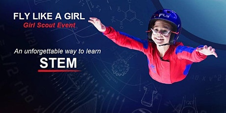 iFLY Like A Girl - Girl Scout Event tickets