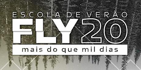 Fly 2020 Vida Plena Hall ingressos