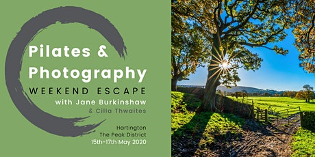 Pilates & Photography Weekend Escape tickets