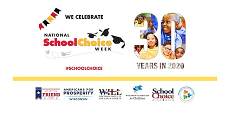 National School Choice Week STATE CAPITOL RALLY tickets