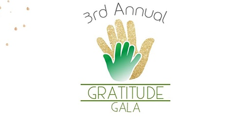 3rd Annual Gratitude Gala