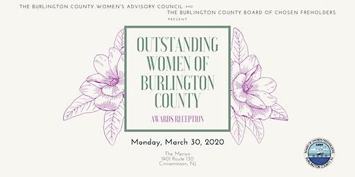 Outstanding Women of Burlington County Awards Dinner