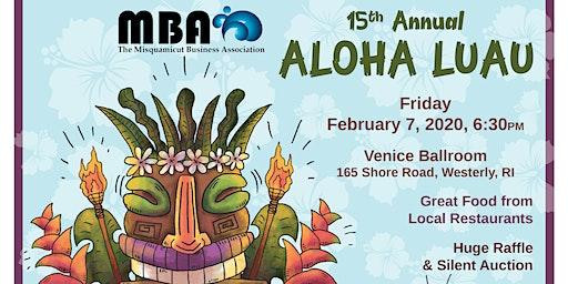 Misquamicut Aloha Luau 2020