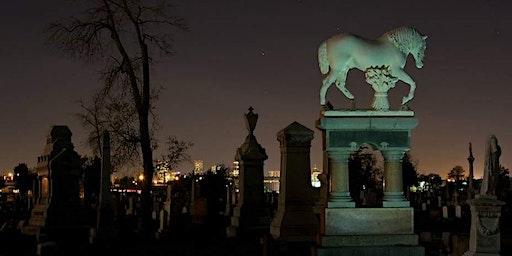 Scavenger Hunt at Riverside Cemetery!