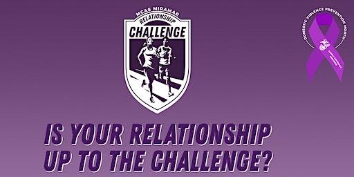 MCAS Miramar Relationship Challenge - 2020