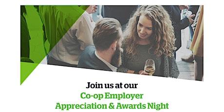 UBC Sauder Co-op Employer Appreciation & Awards Night tickets