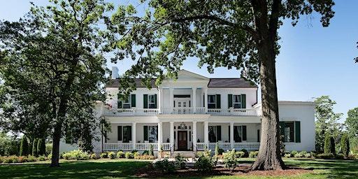 Belle Air Mansion Spring Tour
