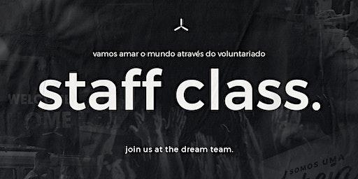 Staff Class | 2020