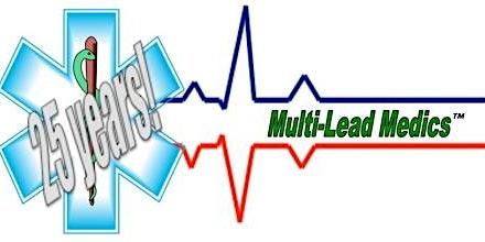 """""""Multi Lead Medics"""" 12/15 Lead ECG Mastery"""