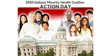 2020 Indiana Minority Health Coalition Action Day tickets