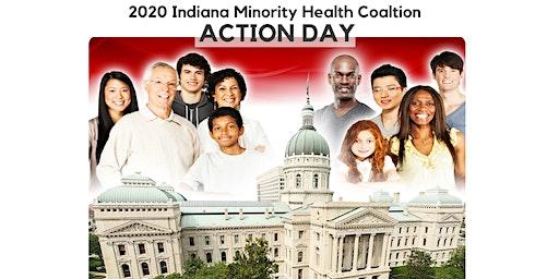 2020 Indiana Minority Health Coalition Action Day