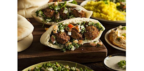 Israeli Street Food: Chef Mat Wertlieb (Oakland) (05-15-2020 starts at 6:30 PM) tickets
