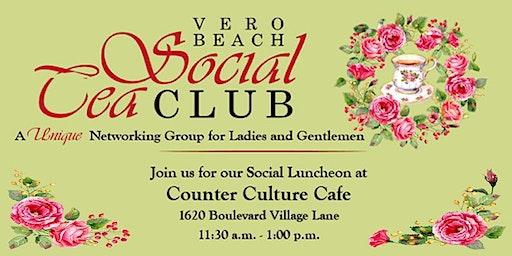 Vero Beach Social Tea Club Luncheon