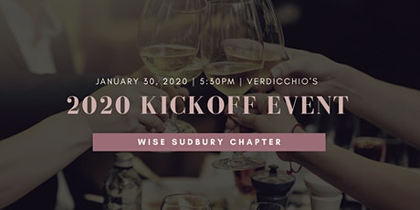 WISE Sudbury Chapter 2020 Kickoff tickets