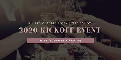 WISE Sudbury Chapter 2020 Kickoff