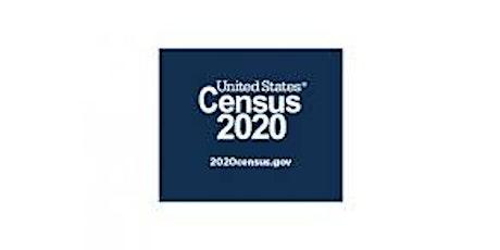 2020 Census Job Opportunities tickets