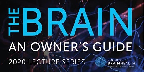 The Brain: An Owner's Guide, 2020 Lecture Series tickets