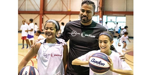 Angel Tree Sports ONE-DAY Basketball Clinic| Houston, TX| Volunteers