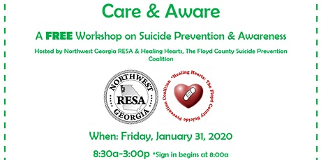 Care & Aware tickets