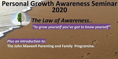 Personal Growth Awareness 2020 tickets