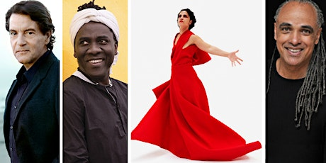 CELEBRATING VOICES FROM THE FRANCOPHONE WORLD Concert tickets