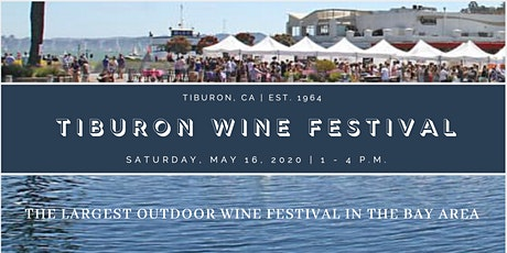 Tiburon Wine Festival tickets