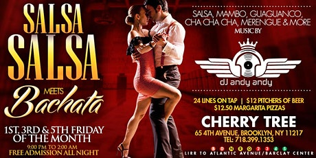Free Salsa & Bachata Party tickets