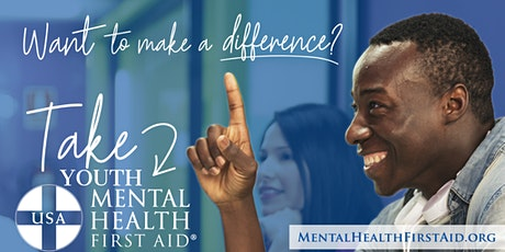 FREE Two-Part Training for YOUTH Mental Health First Aid at Rockford Center tickets