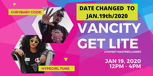 Higher Ground Presents: Vancity Get Lite