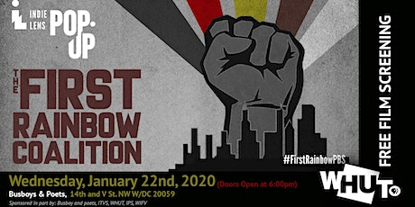 Free Film Screening - The First Rainbow Coalition tickets