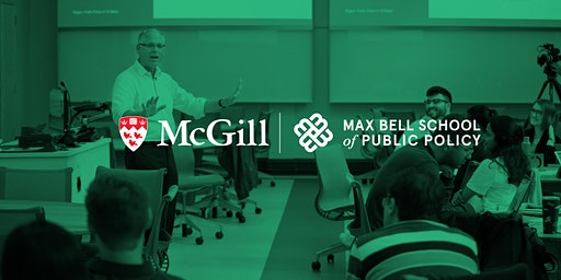 Info Session: Max Bell School's MPP
