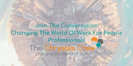 Wellbeing in HR and how to avoid burnout - join the conversation tickets